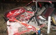 На Прикарпатті з вини п'яного водія загинули двоє людей