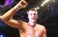 Димитренко отказывается драться за временный пояс чемпиона WBA
