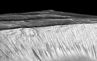 На Марсі виявили сліди окропу