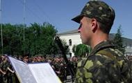 В Украине стартовал весенний призыв