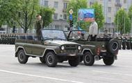 На параде в ЛНР обещают более 70 единиц техники