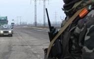 На Донбассе задержали пограничников-взяточников