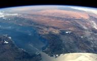 Створена інтерактивна карта Землі з фото з МКС