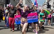 В Лондоне прошел гей-парад: фоторепортаж