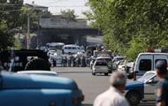 Захват полиции в Ереване: есть заложники и жертвы