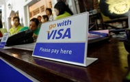 У Visa різко обвалився прибуток