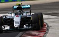 Формула 1. Гран-прі Угорщини. Росберг - найкращий у третьому тренуванні