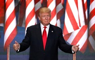 Трамп став популярнішим, ніж Клінтон