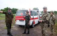 Медики-волонтери заявили про вихід із зони АТО