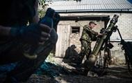 Военные заявили о рекордных минометных обстрелах