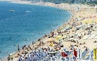 Ienākumi Turcija no tūrisma ir kļuvuši mazāk par 35%