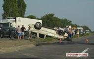 Ceļu satiksmes NEGADĪJUMĀ gāja bojā deputāts Николаевского облсовета