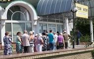Uz Donbass nosūtīja tūkstošiem pārtikas komplekti