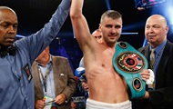 Гвоздик: Сразился бы за титул WBC с Адонисом Стивенсоном