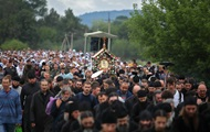 На Тернопольщине состоялся Крестный ход к Почаевской лавре