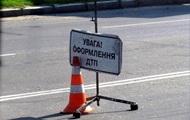 На Волыни опрокинулась маршрутка: девять пострадавших