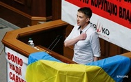 В ЛНР голодовку Савченко назвали бесполезной