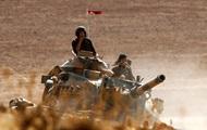 Курди обстріляли турецькі танки у Сирії