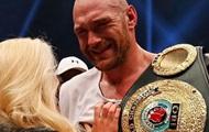 Всемирная боксерская организация может лишить Фьюри титула через 10 дней