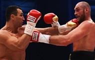 Тайсон Фьюри освободил чемпионские пояса WBO и WBA