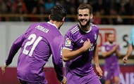 An incredible goal Nacho in the review of the match between Leones - real