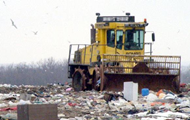 In the Kyiv region in Pidhirtsi will close the dump