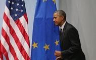Евросоюз и США обсудят санкции против России - СМИ