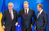 Порошенко: На саммите мы задавали вопросы, а не ЕС