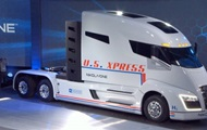 In the United States showed the first hydrogen truck
