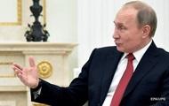 """Путин хочет """"успешно завершить карьеру"""""""