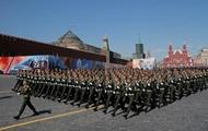 Военные РФ уже готовятся к майскому параду на Красной площади