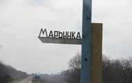 The checkpoint Marinka has suspended work