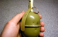 In the Zaporozhye region blew up a grenade.