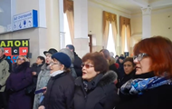 In Kherson was held the song flash mob