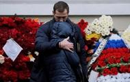 Прошли первые похороны жертв крушения Ту-154