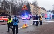 В Хельсинки авто влетело в толпу людей