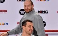 Фьюри: побьет ли Кличко еще одного Олимпийского чемпиона?