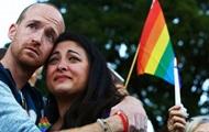MLS. На стадионе Орландо открыли трибуну в память погибших геев