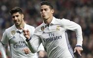 Дж. Родригес: я остаюсь, я остаюсь в Реале!