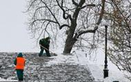Погода в Украине: понедельник также снежный