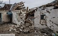 ДНР показала разрушенные обстрелами села