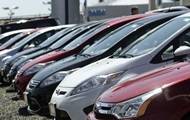 Car production in Ukraine fell by 63 percent