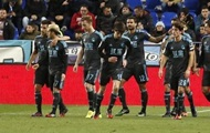 La Ligue. Real Sociedad plus de Malaga