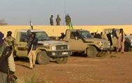 L'explosion au Mali, tuant 35 personnes