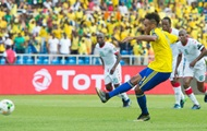 KAN-2017. The second draw of Gabon, the win of Cameroon