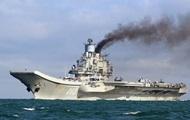 """""""Адмирал Кузнецов"""" прибудет в Североморск через две недели"""