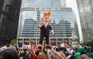 Против Трампа протестовало более миллиона человек