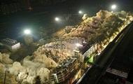 В Китае за десять секунд взорвали 19 многоэтажек