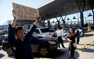 In Mexico, on the border with the United States seized the checkpoint