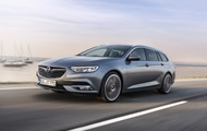 Opel showed the biggest station wagon Insignia
